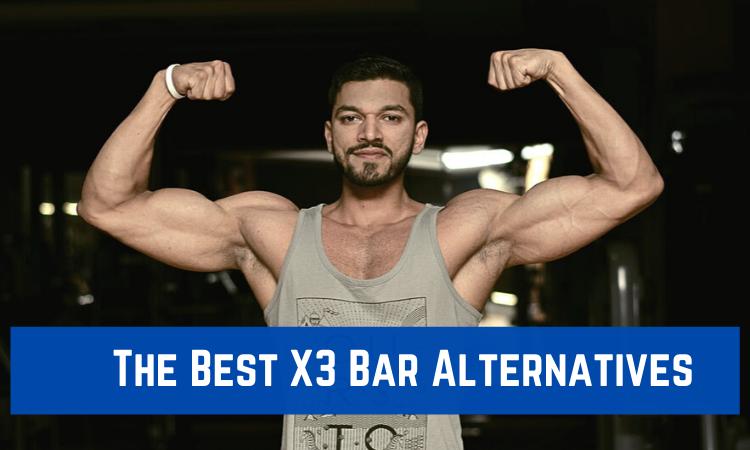 best x3 bar alternatives