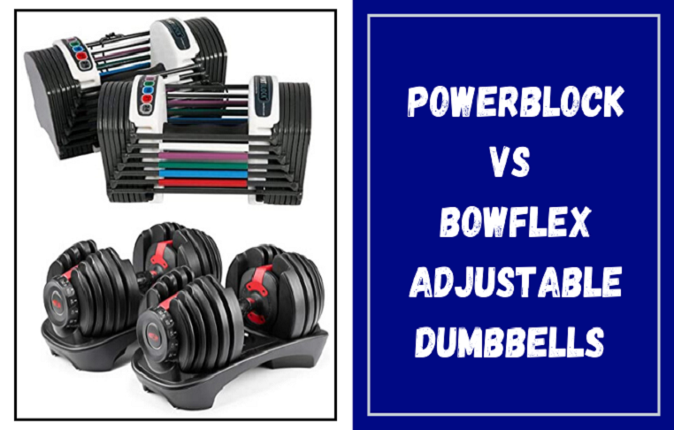 powerblock vs dumbells adjustable dumbbell