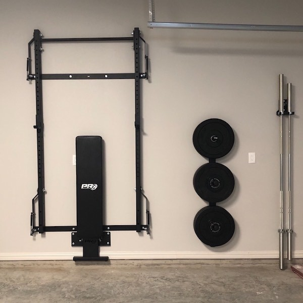 Profile Squat Rack with Kipping Bar