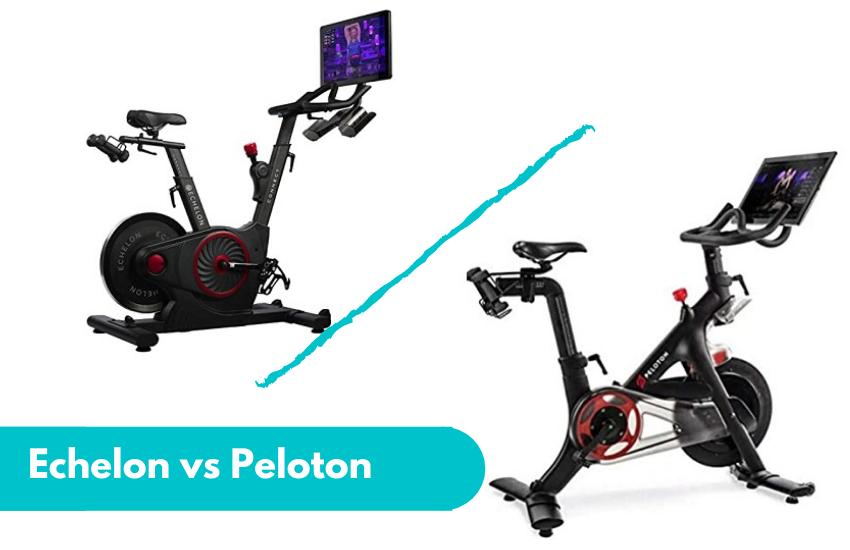 Echelon vs Peloton