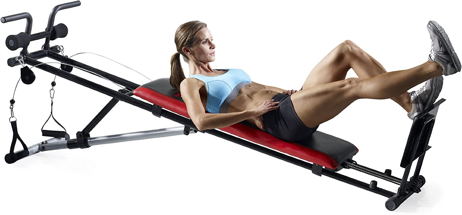 Weider Ultimate Body Works Features