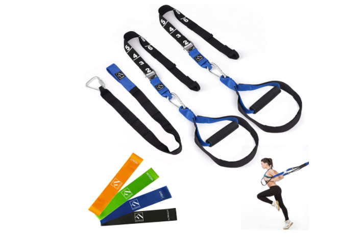 fitindex resistance training straps