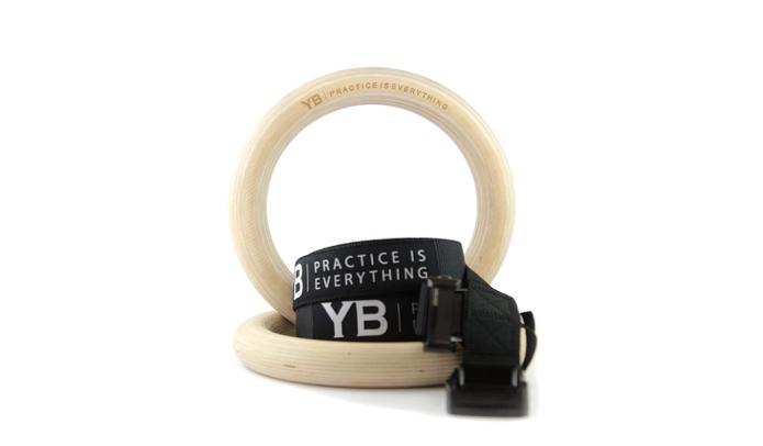 yogabody wooden rings