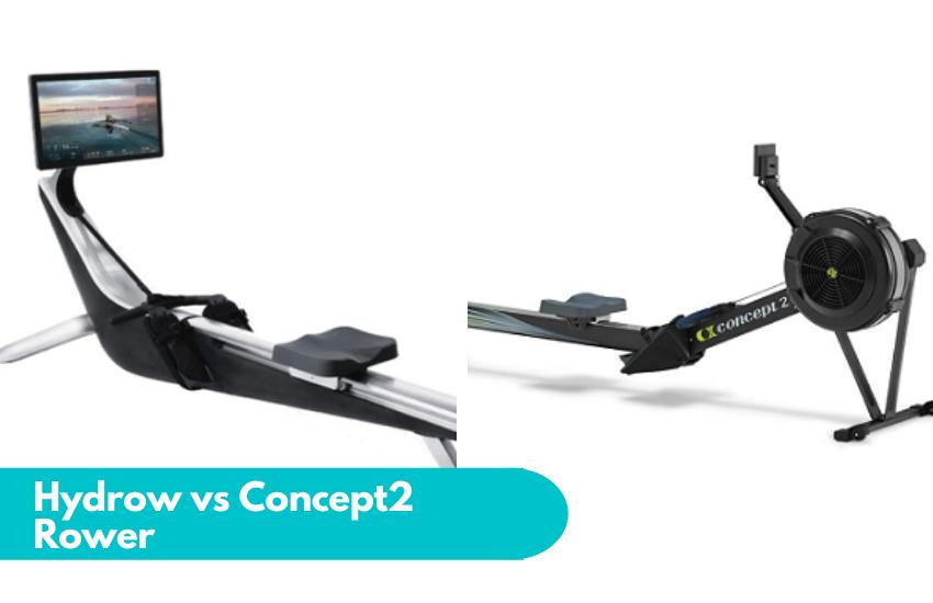 Hydrow vs Concept2
