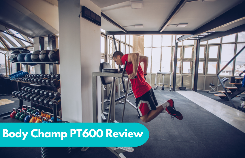 Body Champ PT600 Review