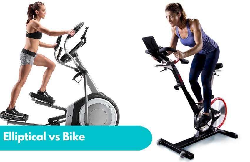 Elliptical vs Bike