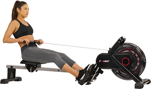 efitment aearo fan rowing machine