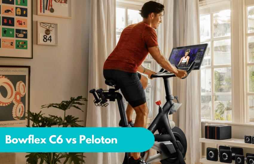 Bowflex C6 vs Peloton