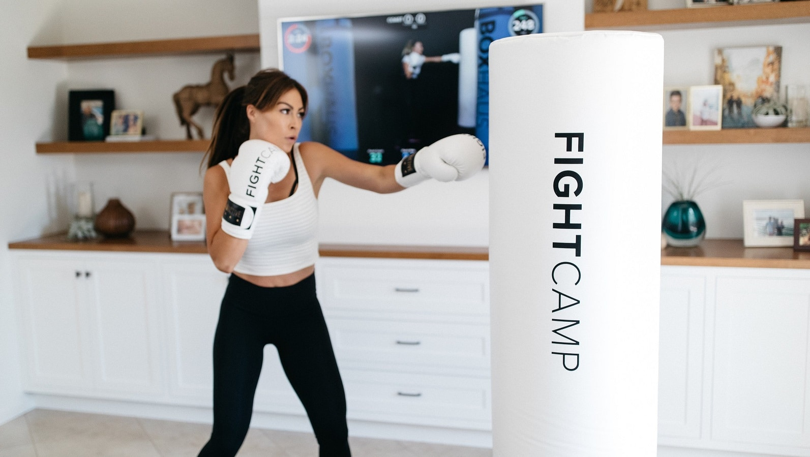 Interactive At-Home Boxing Workouts & Equipment | FightCamp